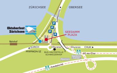 Standort Oktoberfest